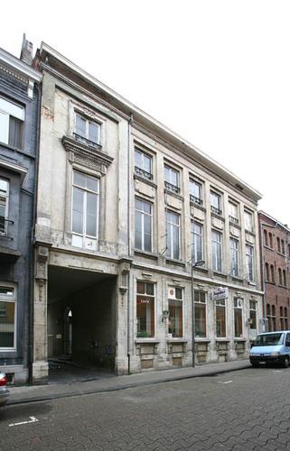 Tienen Oude Vestenstraat 6