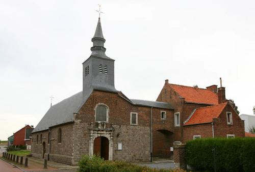 Tienen O.L.V. ten Steenstraat zonder nummer kapel