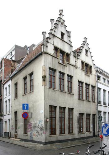 Antwerpen Prinsstraat 14