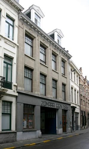 Antwerpen Prinsstraat 32-34