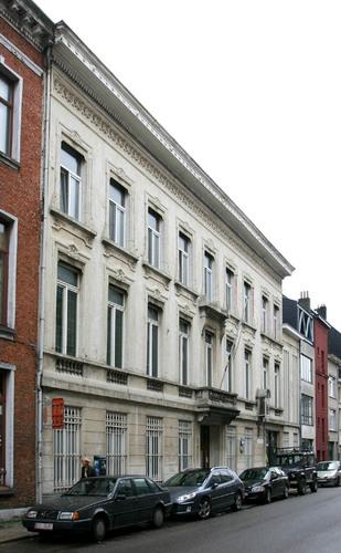 Antwerpen Pieter van Hobokenstraat 9