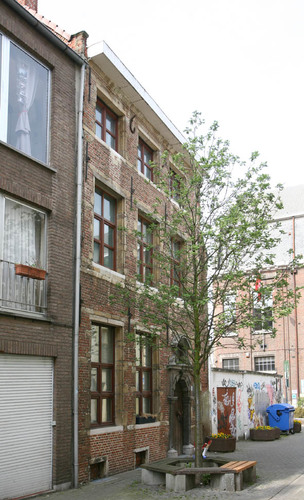 Antwerpen Rijke Beukelaarstraat 4