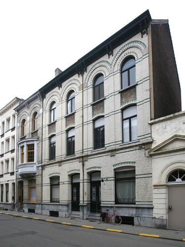 Antwerpen Rodestraat 18-22