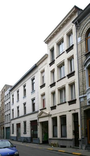 Antwerpen Rodestraat 24-28