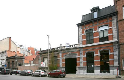 Antwerpen  Scheldestraat 11-13