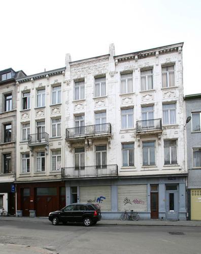 Antwerpen Steenbergstraat 24-32