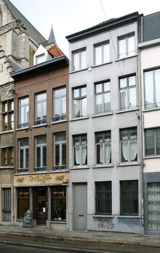 Antwerpen Sint-Jacobsmarkt 12-14