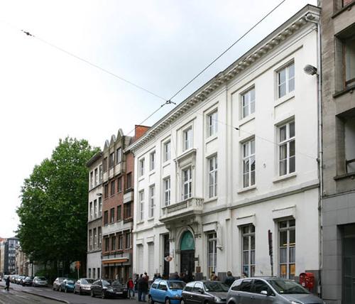Antwerpen Sint-Jacobsmarkt 41-43