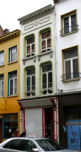 Antwerpen Sint-Jacobsmarkt 69