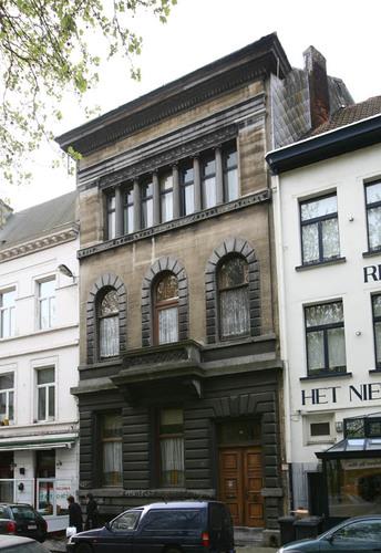 Antwerpen Sint-Jansvliet 16