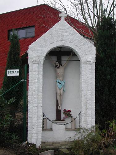 Anzegem Materzeelstraat zonder nummer kapel