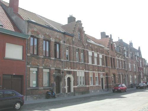 Brugge Genuastraat 5-13