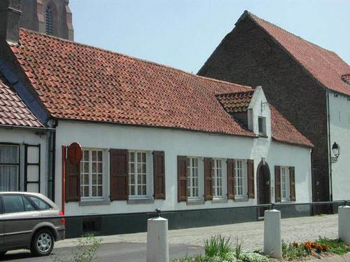 Brugge Lissewege Lisseweegs Vaartje 10