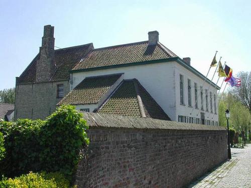 Brugge Lissewege Oude Pastoriestraat 5