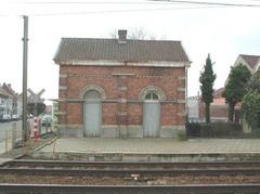 Station Lissewege