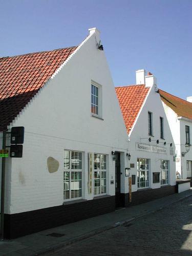 Brugge Lissewege Walram Romboudtstraat 2