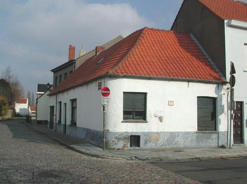 Brugge Lissewege Willem van Saeftingestraat 17