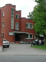 Villa in art-decostijl