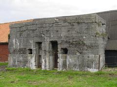 Bunker uit WOI