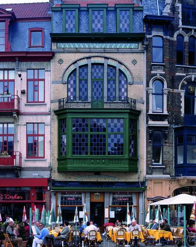 Gent Sint-Baafsplein 21