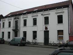 Directeurswoning van textielfabriek La Flandre
