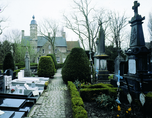 Kerkhof Onze-Lieve-Vrouw-Hemelvaartparochie