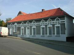 Vrijstaande dorpswoning