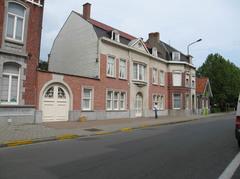 Burgerhuizen en weverij van de familie Ovelacq