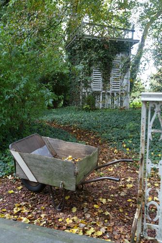 Landhuis Devalckeneer-Pilette met tuin