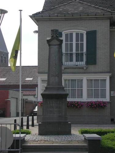 Gauwelstraat z.nr. monument