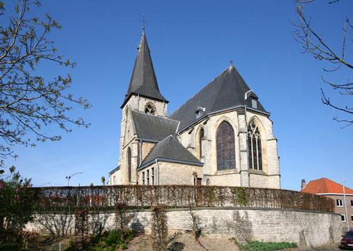 Merchtem Brussegemplein zonder nummer kerk