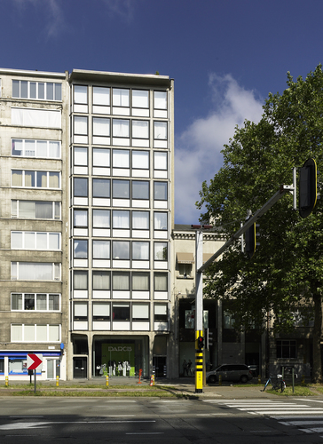Appartementscomplex De Vel