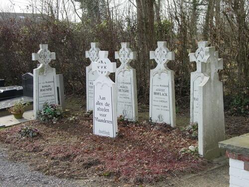Vlamertinge: begraafplaats: HHZ