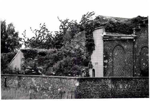 Avelgem Doorniksesteenweg 402 Pomphuis van het kanaal Bossuit-Kortijk