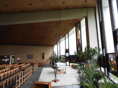 Kapel van het Universitair Ziekenhuis Gent