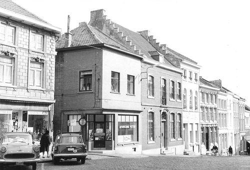 Tienen Grote Bergstraat 2-10