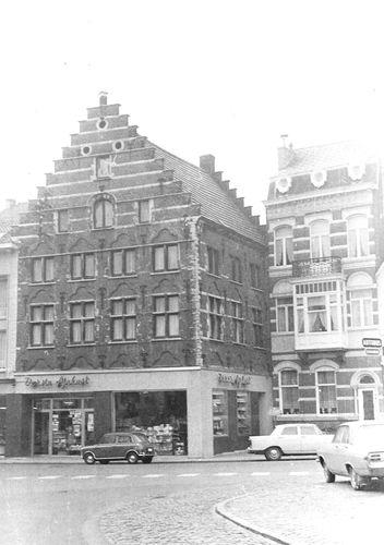 Tienen Niewstraat 1 en Kalkmarkt 4
