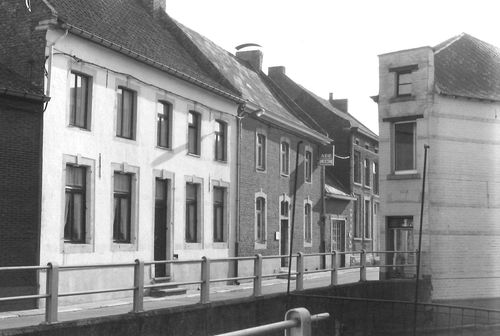 Zoutleeuw Begijnhofstraat 1-3-5