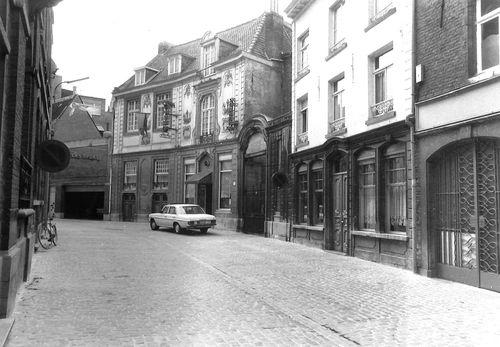 Leuven Schrijnmakersstraat 9-13 en 15