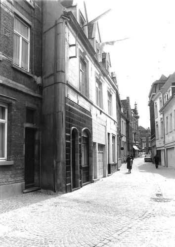 Leuven Schrijnmakersstraat 8-12