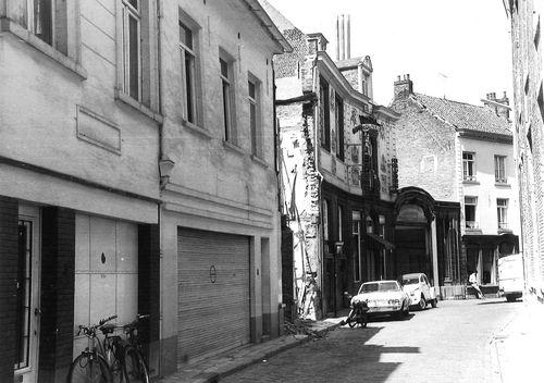 Leuven Schrijnmakersstraat 5-7