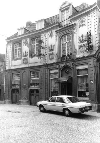Leuven Schrijnmakersstraat 9-13