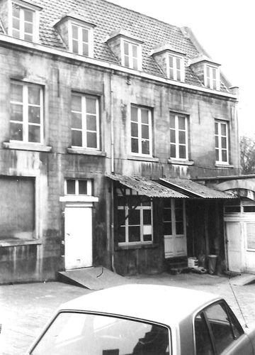 Leuven Sint-Antoniusberg 3-5 en 11