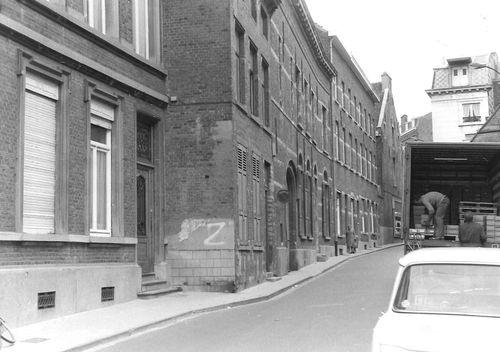 Leuven Sint-Maartensstraat 10-12