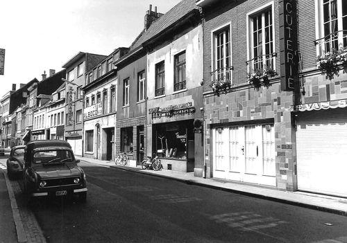 Leuven Tiensestraat 157-159