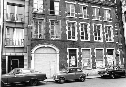 Leuven Tiensestraat 84-82