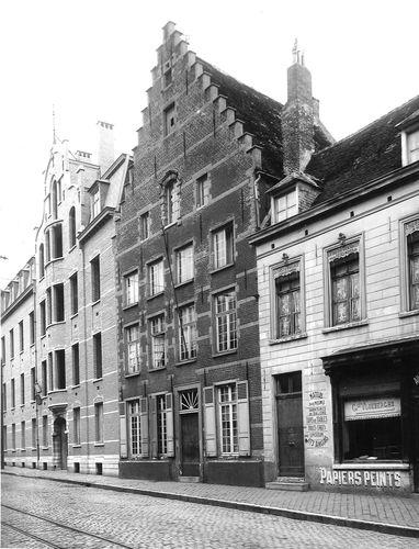 Leuven Naamsestraat 107