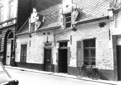 Leuven Vlamingenstraat 112-114