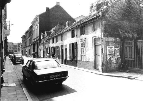 Leuven Vlamingenstraat 104-114