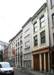 Neoclassicistische burger- en winkelhuizen